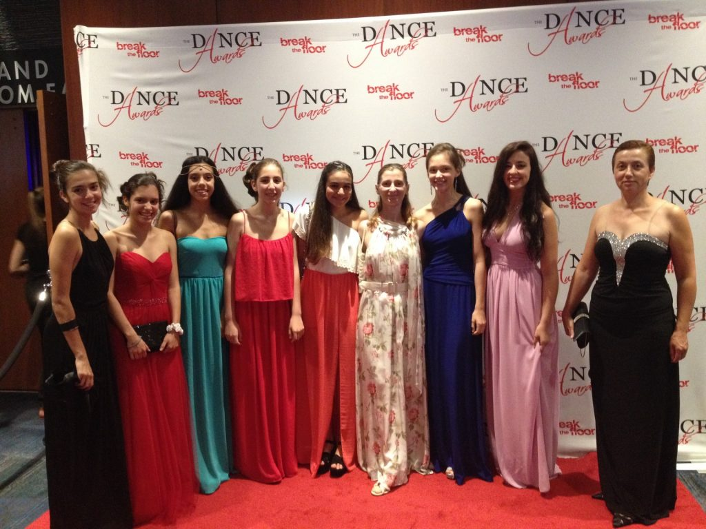 Dance Awards 2015